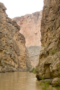Big Bend National Park.
